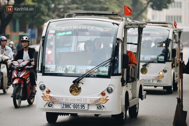 Dành 1 ngày vi vu Hà Nội: Chọn xích lô, ô tô điện hay buýt 2 tầng để tham quan Thủ đô? - Ảnh 6.