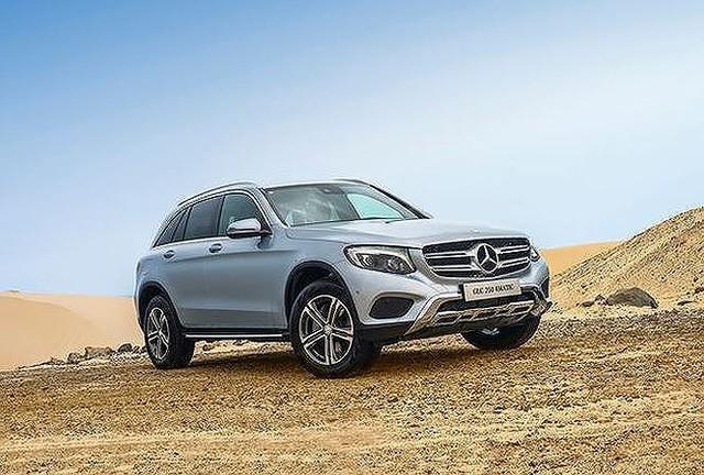Mercedes-Benz Việt Nam triệu hồi gần 5.000 xe GLC vì lỗi đai an toàn - Ảnh 1.
