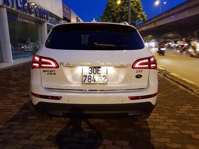 Chủ xe lỗ bao nhiêu khi bán Zotye T600 độ kiểu Range Rover sau 15.000 km? - Ảnh 3.