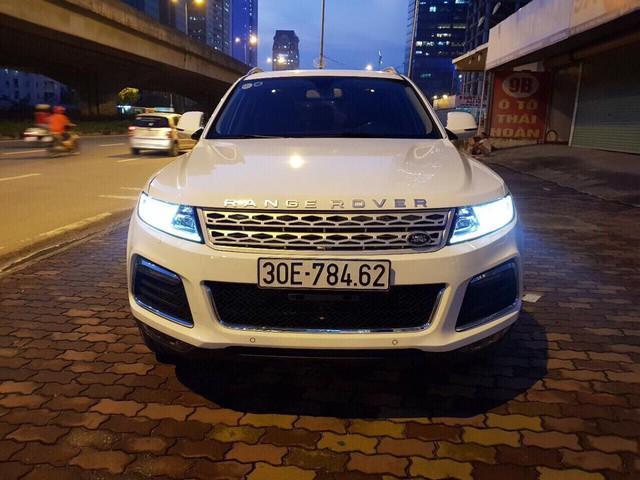 Chủ xe lỗ bao nhiêu khi bán Zotye T600 độ kiểu Range Rover sau 15.000 km? - Ảnh 1.