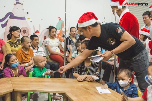 Harley-Davidson Hà Nội tổ chức buổi từ thiện Christmas Ride 2018 - Ảnh 4.