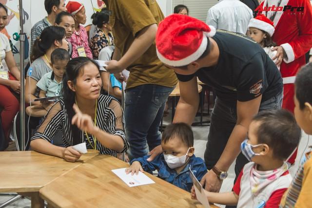 Harley-Davidson Hà Nội tổ chức buổi từ thiện Christmas Ride 2018 - Ảnh 5.
