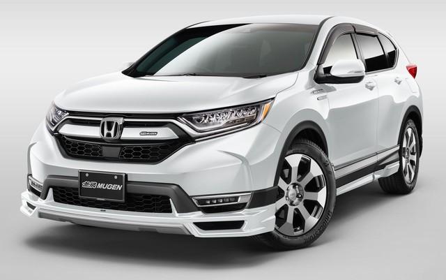 Hãng chuyên độ xe Honda giới thiệu bộ bodykit cực ngầu cho CR-V - Ảnh 1.