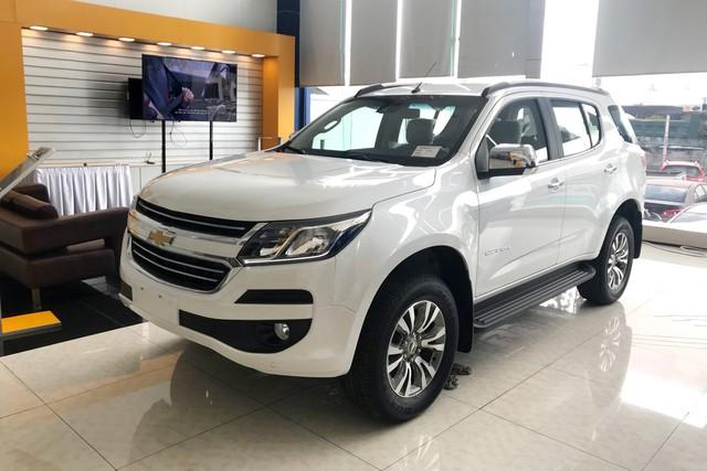 Mua SUV 7 chỗ hơn 1,1 tỷ đồng tại Việt Nam, không chọn Mazda CX-8 còn những xe nào khác? - Ảnh 5.