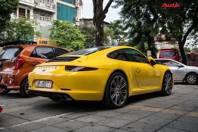Porsche 911 Carrera sánh đôi đũa lệch với Kia Morning ngũ quý 7 khét tiếng của đại gia Hà Nội - Ảnh 3.