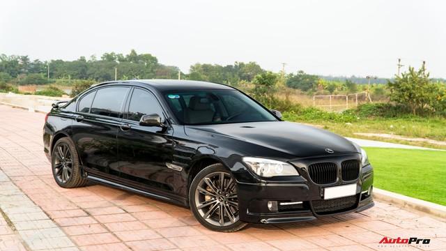 Độ tất tay Hamann tốn vài trăm triệu, BMW 750Li bán lại vẫn rẻ như Toyota Camry - Ảnh 3.