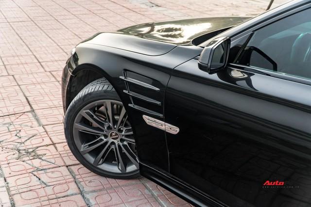 Độ tất tay Hamann tốn vài trăm triệu, BMW 750Li bán lại vẫn rẻ như Toyota Camry - Ảnh 4.