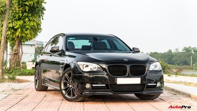 Độ tất tay Hamann tốn vài trăm triệu, BMW 750Li bán lại vẫn rẻ như Toyota Camry - Ảnh 11.