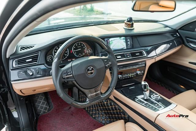 Độ tất tay Hamann tốn vài trăm triệu, BMW 750Li bán lại vẫn rẻ như Toyota Camry - Ảnh 7.