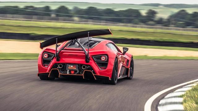 15 mẫu xe nhanh nhất, mạnh mẽ nhất trình làng trong năm 2018 - Ảnh 3.