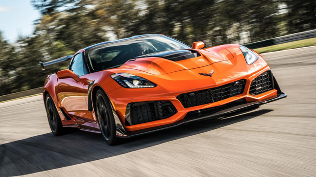 15 mẫu xe nhanh nhất, mạnh mẽ nhất trình làng trong năm 2018 - Ảnh 7.