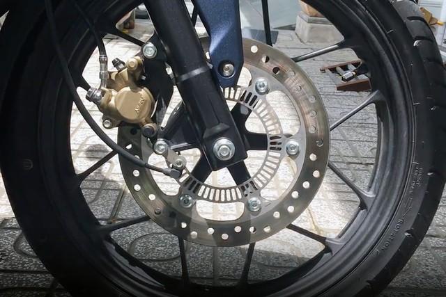 Hiểm hoạ khó lường khi độ ABS cho xe máy và giải pháp từ nhà sản xuất - Ảnh 1.