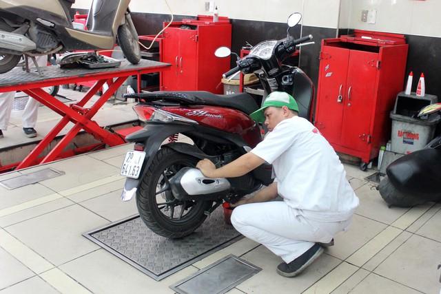 Hiểm hoạ khó lường khi độ ABS cho xe máy và giải pháp từ nhà sản xuất - Ảnh 3.