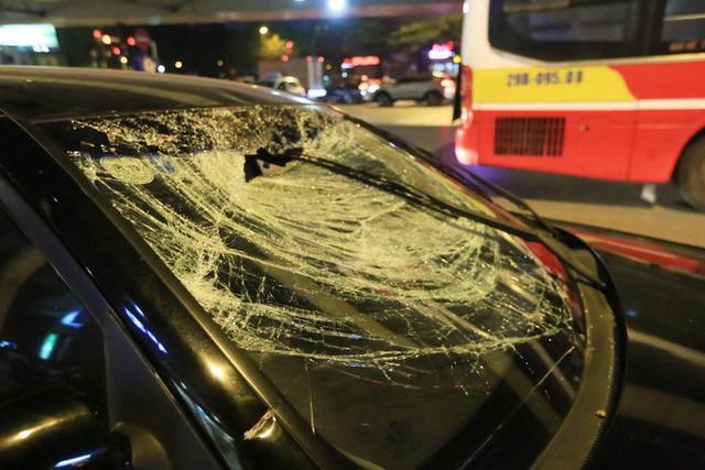Xác định danh tính tài xế xe Hyundai đâm liên hoàn khiến 2 bà bầu nhập viện - Ảnh 1.