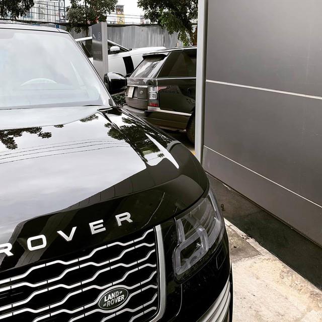 Minh nhựa tậu thêm Range Rover Autobiography 2018 chính hãng trong lúc chờ Mercedes-AMG G63 Edition 1 - Ảnh 1.