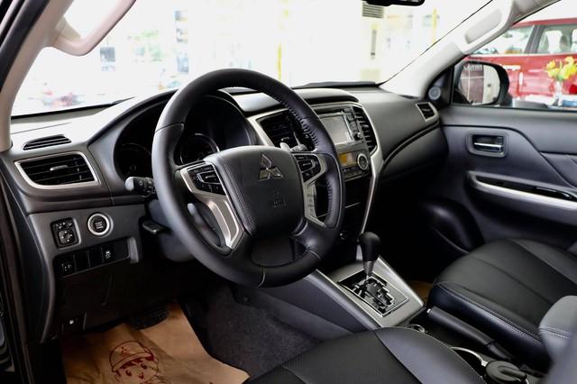 Mitsubishi Triton bản full option chốt lịch ra mắt Việt Nam: Đại lý báo giá tạm tính cao nhất chỉ 865 triệu đồng - Ảnh 4.