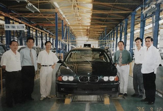 Lắp ráp xe sang tại Việt Nam - hai số phận ngược chiều của Mercedes-Benz và BMW - Ảnh 5.