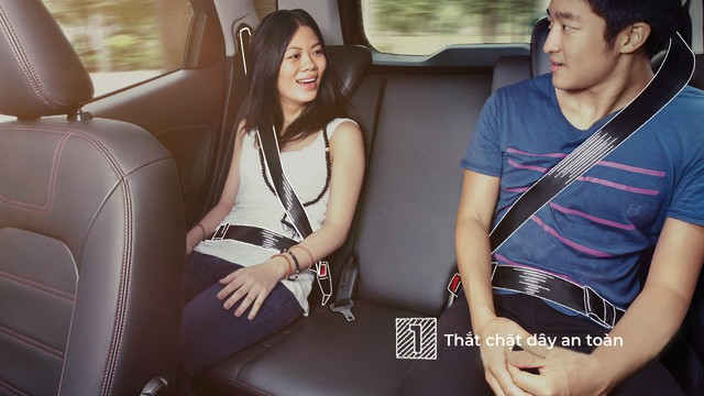 Nắm chắc 5 quy tắc sau nếu bạn là lái xe mới lấy bằng - Ảnh 1.
