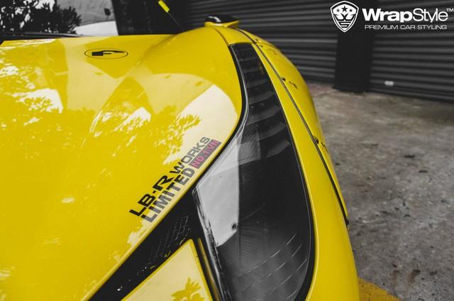 Ferrari 458 Liberty Walk độc nhất Việt Nam thay áo mới đón Tết - Ảnh 5.