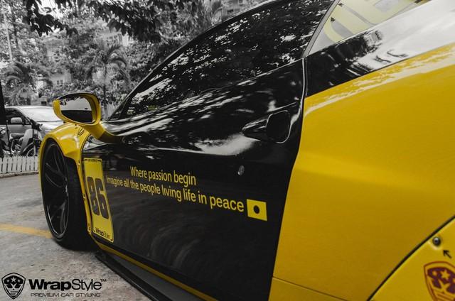 Ferrari 458 Liberty Walk độc nhất Việt Nam thay áo mới đón Tết - Ảnh 6.