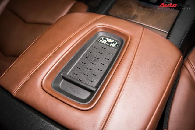 Khủng long Cadillac Escalade ESV chạy hơn 18.000 km giá 5,3 tỷ đồng - ngang giá Mercedes-Benz GLS400 mới cho chồng cộng Toyota Yaris cho vợ - Ảnh 15.