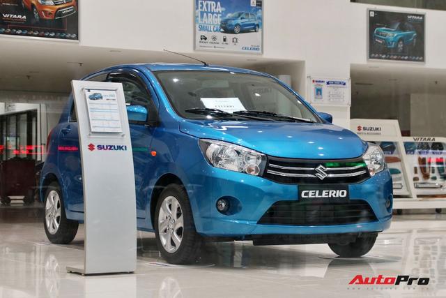 Những mẫu xe giá rẻ nhất tại Việt Nam trong năm 2018: Chỉ từ 259 triệu đồng - Ảnh 4.