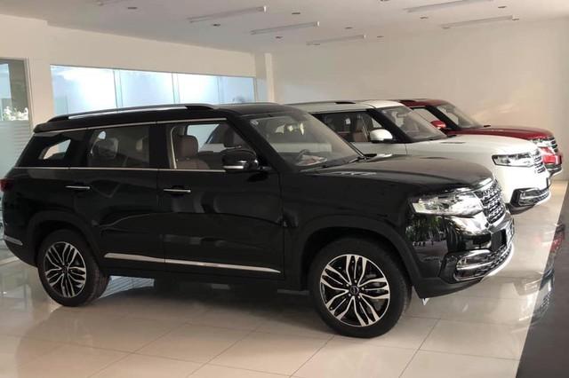 BAIC Q7 - SUV Trung Quốc thiết kế như Range Rover ra đại lý, giá dự kiến hơn 600 triệu đồng - Ảnh 2.