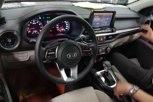 Lộ ảnh chi tiết nội, ngoại thất 2 phiên bản Kia Cerato 2019 tại đại lý trước ngày ra mắt - Ảnh 11.