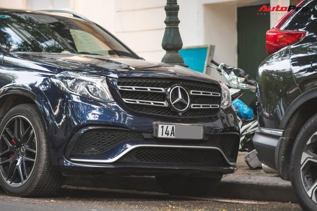 Hàng hiếm Mercedes-AMG GLS 63 4Matic của đại gia đất mỏ  - Ảnh 2.