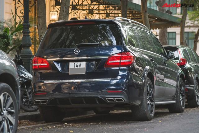 Hàng hiếm Mercedes-AMG GLS 63 4Matic của đại gia đất mỏ  - Ảnh 1.