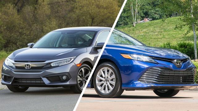 10 sedan bán chạy nhất nước Mỹ năm 2018: 7 vị trí đầu toàn xe Nhật, Hàn