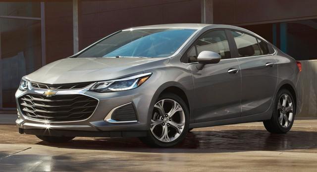 Đây là 10 mẫu sedan bán chạy nhất nước Mỹ trong năm 2018 - Ảnh 9.