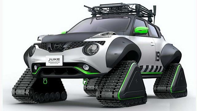 Nissan hứa hẹn Juke, X-Trail siêu dị tại triển lãm Tokyo Auto Salon trong tháng 1 - Ảnh 3.