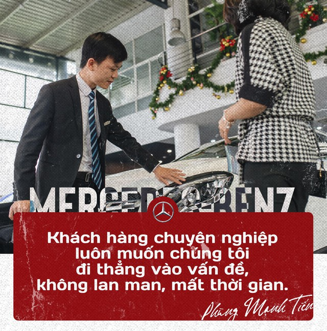 """Tư vấn bán hàng Mercedes-Benz: """"Cảm thấy xấu hổ khi bán xe sang cho người Việt"""" - Ảnh 9."""