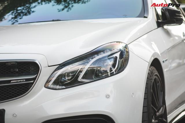 Mercedes-AMG E63 S 4Matic duy nhất tại Hà Nội được chủ nhân tân trang bộ mâm hàng hiệu - Ảnh 2.