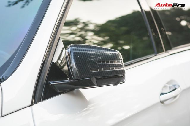 Mercedes-AMG E63 S 4Matic duy nhất tại Hà Nội được chủ nhân tân trang bộ mâm hàng hiệu - Ảnh 4.