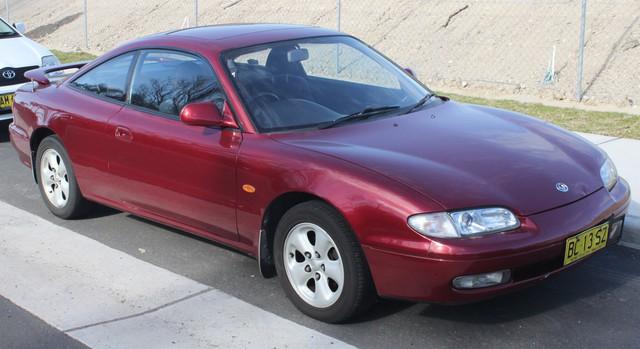 Mazda đăng ký bản quyền tên gọi MX-6 - Ảnh 1.