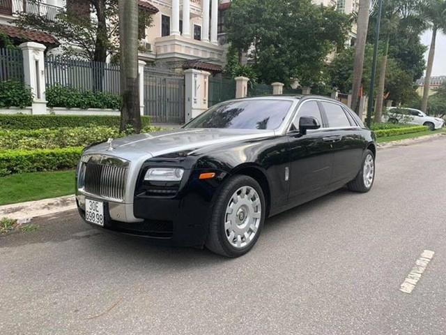 Rolls-Royce Ghost EWB rao bán như xe thường - Khi siêu sang hết hiếm tại Việt Nam - Ảnh 6.