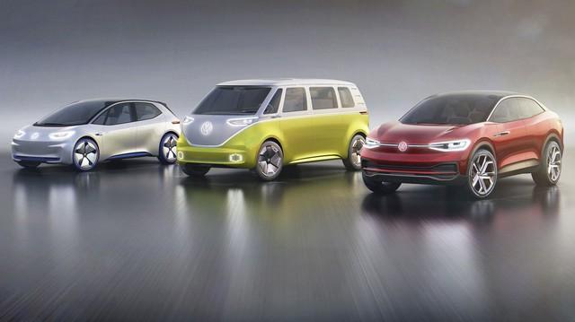 Volkswagen quyết xoá sổ động cơ đốt trong
