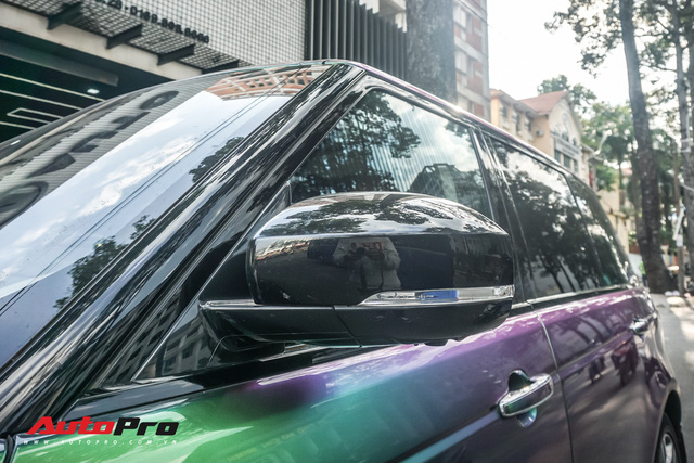 Range Rover Autobiography LWB ngũ sắc của đại gia Sài Gòn - Ảnh 14.