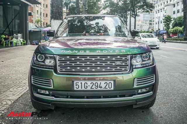 Range Rover Autobiography LWB ngũ sắc của đại gia Sài Gòn - Ảnh 15.