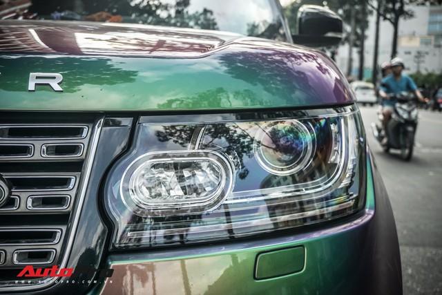 Range Rover Autobiography LWB ngũ sắc của đại gia Sài Gòn - Ảnh 9.