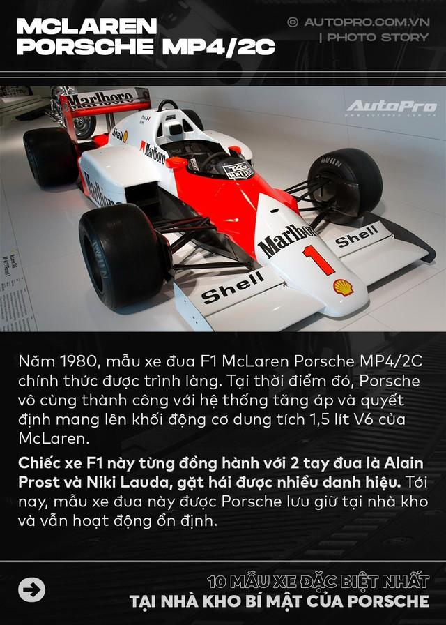 Điểm mặt 10 phiên bản siêu đặc biệt tại nhà kho của Porsche - Ảnh 2.
