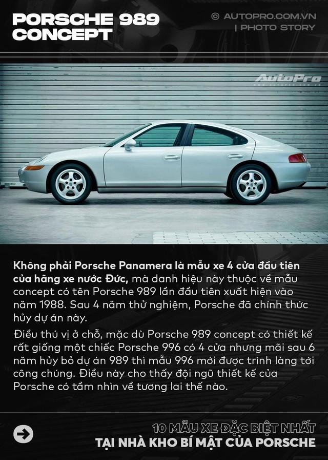 Điểm mặt 10 phiên bản siêu đặc biệt tại nhà kho của Porsche - Ảnh 3.