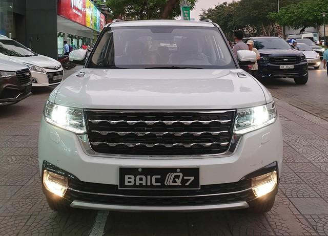 BAIC Q7 - SUV Trung Quốc giá 658 triệu đồng tại Việt Nam - Ảnh 1.