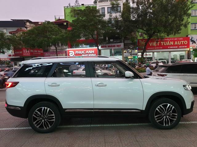 BAIC Q7 - SUV Trung Quốc giá 658 triệu đồng tại Việt Nam - Ảnh 2.