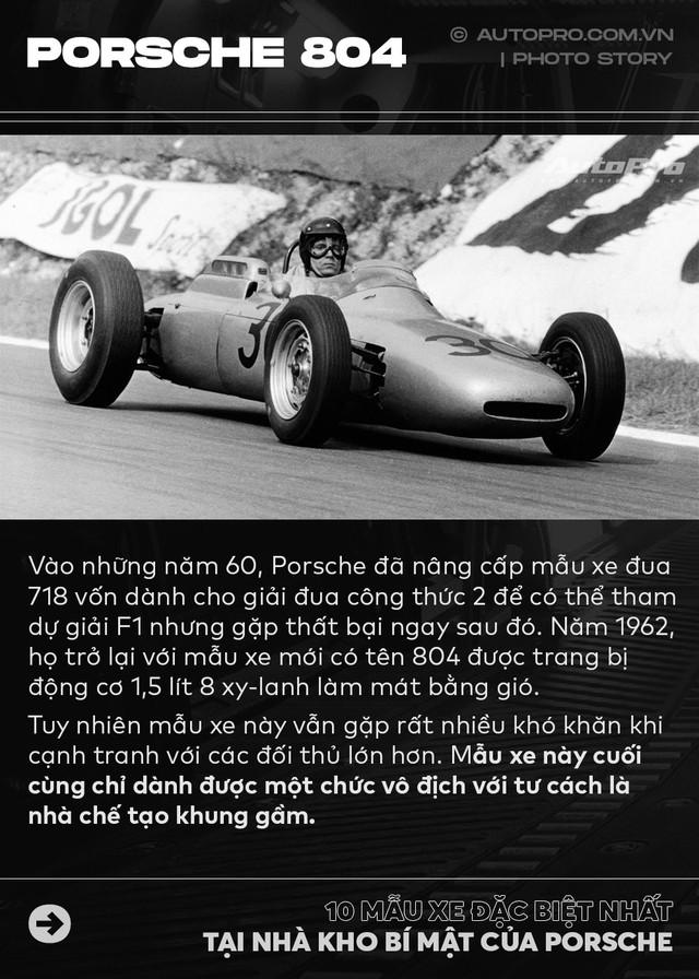 Điểm mặt 10 phiên bản siêu đặc biệt tại nhà kho của Porsche - Ảnh 5.