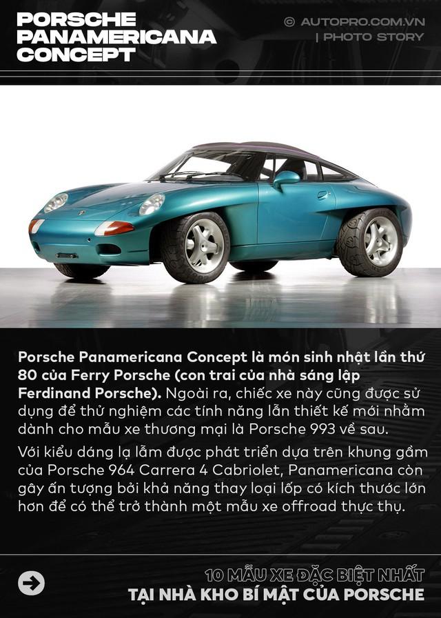 Điểm mặt 10 phiên bản siêu đặc biệt tại nhà kho của Porsche - Ảnh 7.