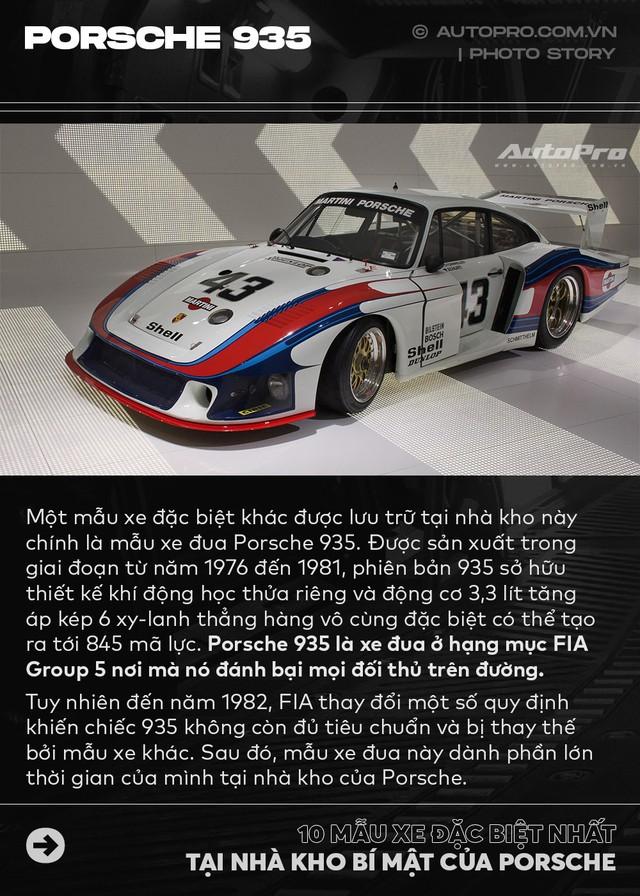 Điểm mặt 10 phiên bản siêu đặc biệt tại nhà kho của Porsche - Ảnh 9.