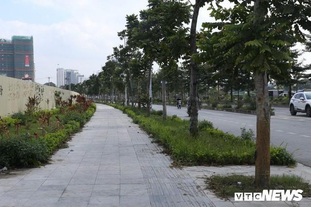 Ảnh: Cận cảnh phố 8 làn xe ở Hà Nội mang tên nhà tư sản Trịnh Văn Bô - Ảnh 6.